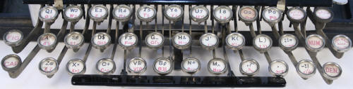 Hammond Folding mathematical typewriter